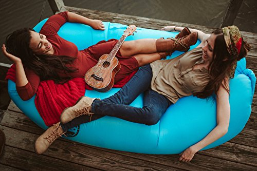 Together & Onward Inflatable Lounger