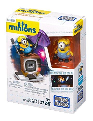 Mega Construx Minions Silly Tv