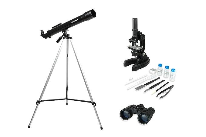 Amazon celestron csn telescope microscope binocular
