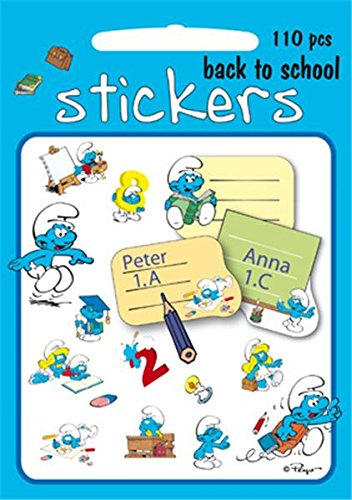 Los Pitufos - Stickers Escuela Pitufa (Barbo Toys 8005) Collectif Miscellaneous items Autocollants gommettes