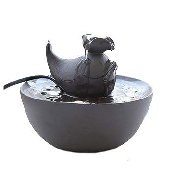 Lg-jz Dispensador de Agua for Mascotas, Bebedero de cerámica ...