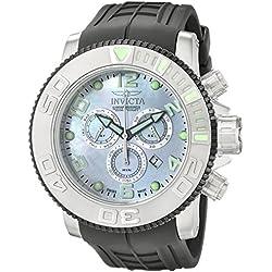 Invicta Men's 15822 Sea Hunter Analog Display Swiss Quartz Grey Watch