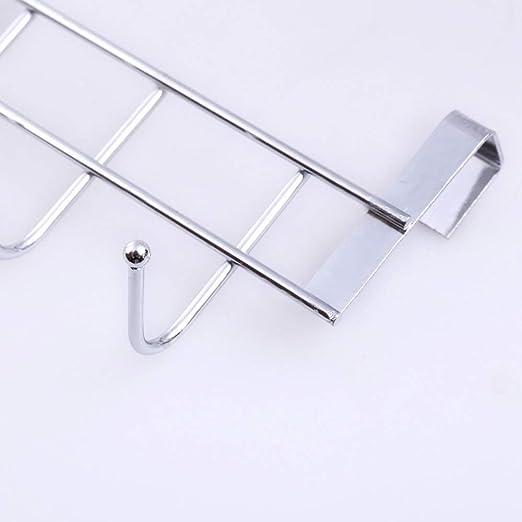 Amazon.com: LuccLukk 5 ganchos para colgar puertas ...