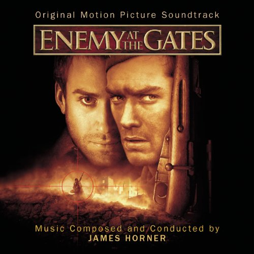 Enemy At The Gates Original Motion Picture Soundtrack By