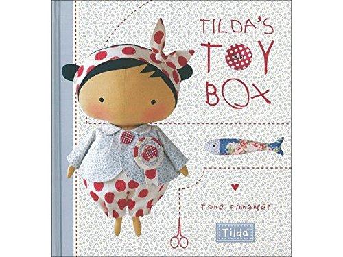 David&Charles Tilda's Toy Box Bk by Charles David