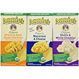Annies Home Grown Organic Mac and Cheese, 12 Count