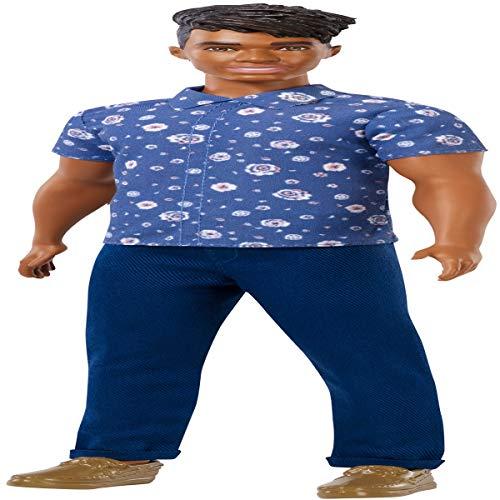 Barbie Fashionistas Ken Doll 114