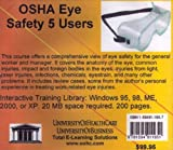 OSHA Eye Safety, 5 Users, Farb, Daniel, 1594911657