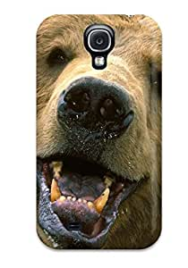 Tough Galaxy Case Cover/ Case For Galaxy S4(grizzly Bears)