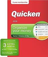 quicken 2018Starter 27-month [Exclusivo]