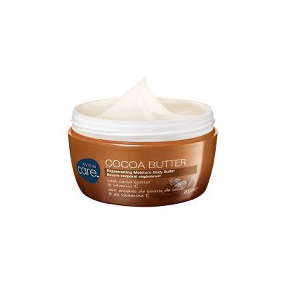 Avon Care Cocoa Butter Rejuvenating Moisture Body Butter 200ml