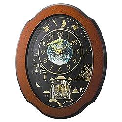 Rhythm Clocks Timecracker Cosmos Magic Motion Clock
