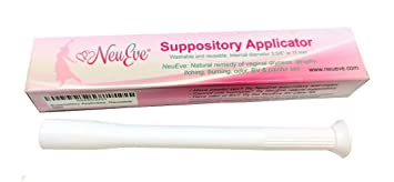 amazon com vaginal suppository applicator reusable health