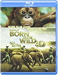 IMAX Born to Be Wild [Blu-ray 3D + Bl...