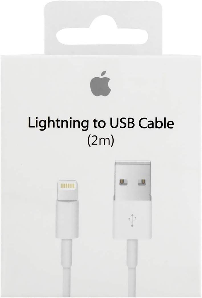 Apple Cavo da Lightning a USB (2 m) | Accessori Cellulari e
