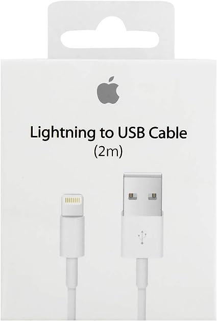Câble Apple iphone lightning original 2m Phoneo 34