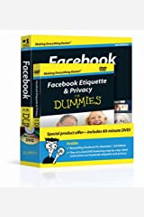 Facebook For Dummies, Book + DVD Bundle Paperback