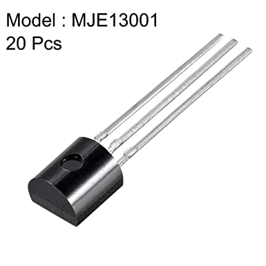 13001 NPN TO-92 25pcs encapsulated Plastic Power Transistor
