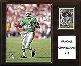 NFL Philadelphia Eagles Randall Cunningham Player Plaque, 12 x 15-Inch