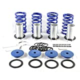 95 accord coil - Adjustable Coilover Coil Springs Lowering Suspenion Kit for 1990-2006 Honda Accord & 1992-2001 Honda Prelude