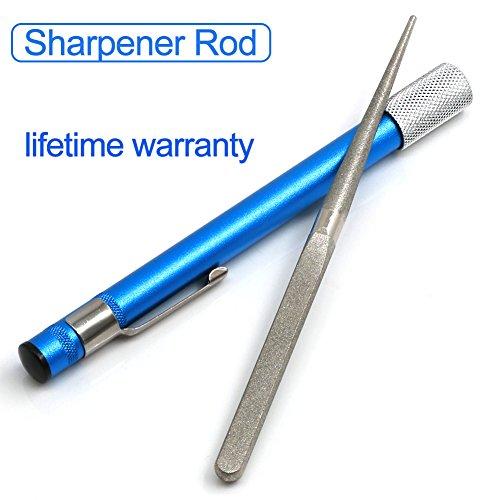 hiking knife sharpener - 4