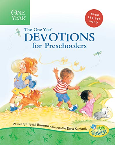 (The One Year Devotions for Preschoolers (Little Blessings))