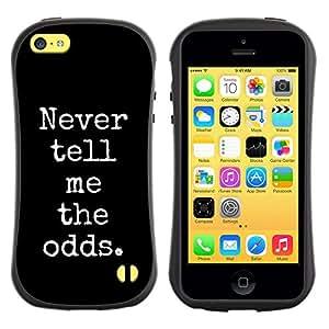 Fuerte Suave TPU GEL Caso Carcasa de Protección Funda para Apple Iphone 5C / Business Style gamer gambling poker blackjack black