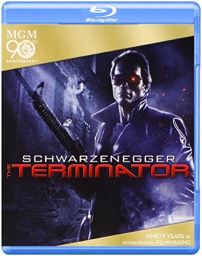 Blu-ray : The Terminator (Remastered, Digital Theater System, AC-3, , Dolby)