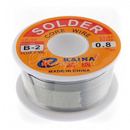 water-wood-63-37-tin-lead-08mm-rosin-core-flux-solder-wire-reel