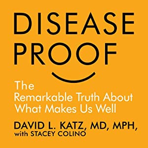 Disease-Proof Audiobook