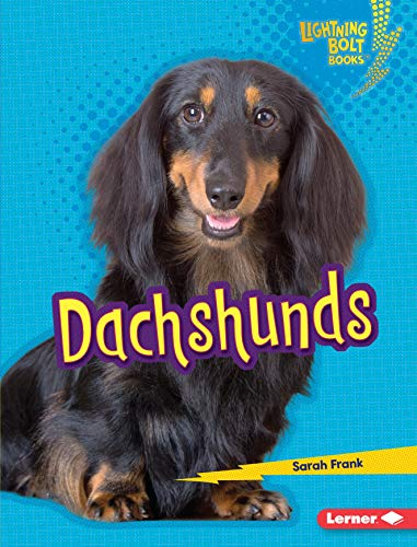 Dachshunds (Lightning Bolt Books ® - Who's a Good Dog?)
