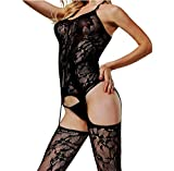 Feeke Women's Trinidad Halter Garter Dress with