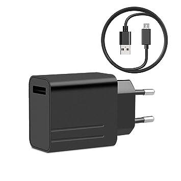 KFD GS certificado cargador USB 10 W 5,35 V 2 A cargador de ...