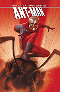 Book Cover: Ant-Man: Astonishing Origins