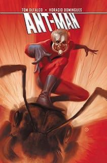 Book Cover: Ant-Man: Astonishing Origins