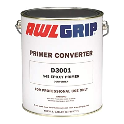 Awlgrip 545 Epoxy Primer Converter Gallon, 98-D3001g: Automotive