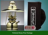 BriteLyt/Petromax USA 500CP/XL Pressure Lantern Polished brass finish
