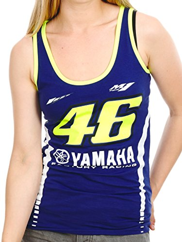 Valentino Rossi Yamaha Blue-Green Racing Line Womens, used for sale  Delivered anywhere in USA