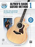 Alfred's Basic Guitar Method 1: The Most Popular Method for Learning How to Play (Alfred's Basic Guitar Library)