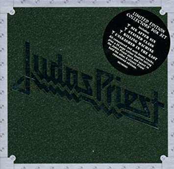 Judas Priest - The Re-Masters Collectors Box Limited Edition - Amazon.com Music
