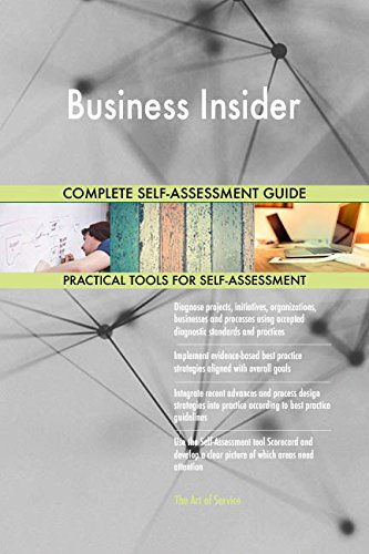 Business Insider All-Inclusive Self-Assessment - More than 690 Success Criteria, Instant Visual Insights, Comprehensive Spreadsheet Dashboard, Auto-Prioritized for Quick Results