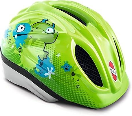 Puky 9525 PH 1 de S/M – Casco de Bicicleta, Color Verde: Amazon.es ...