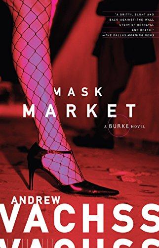 Mask Market (Burke Series)