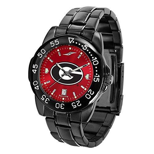 Sport Metal Anochrome Watch (Georgia Bulldogs Fantom Sport AnoChrome Men's Watch)