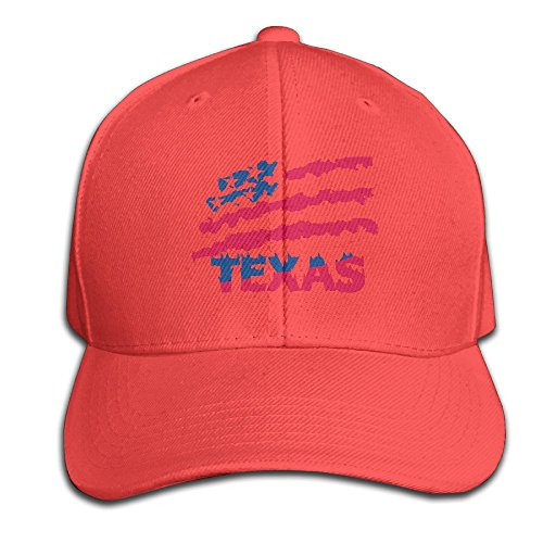 Custom Texas State Cotton Baseball Cap Peaked Hat Adjustable For Unisex (State Liverpool Halloween)
