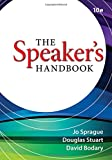 img - for The Speaker's Handbook book / textbook / text book