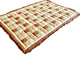 Spiceberry Home Korean Style Yo Floor Mattress Pad, 2-inch Thick