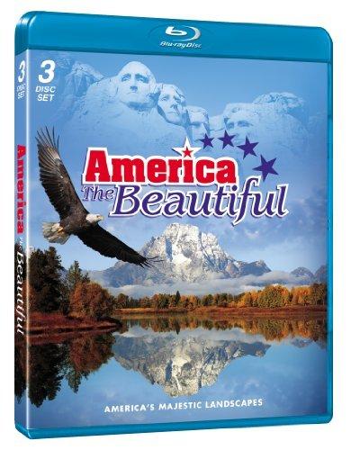 America The Beautiful (VAR/ Blu-ray/ 3-Disc)