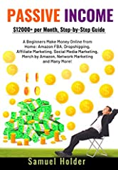 Are you ready to make money online from home? How would it feel if you are able to earn passive income without leaving your home? Doesn't feel better? Aren't you felt burnt out on of being stuck in your 9-5 employment not bringing hom...