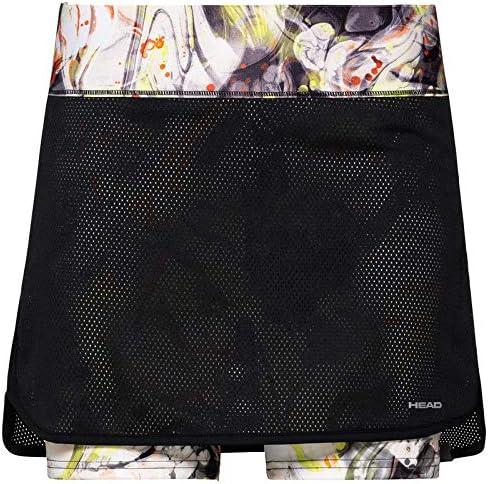 Head Smash Falda pantalón Negro Estampado: Amazon.es: Deportes y ...